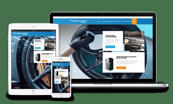 Een mooie WordPress website laten bouwen