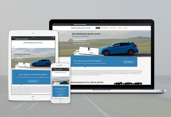 Funcionele website laten maken